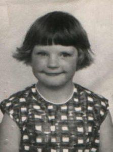 Heather Y Wheeler aged 5