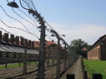Auschwitz Perimeter fence