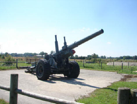 Field Gun,Merville Battery