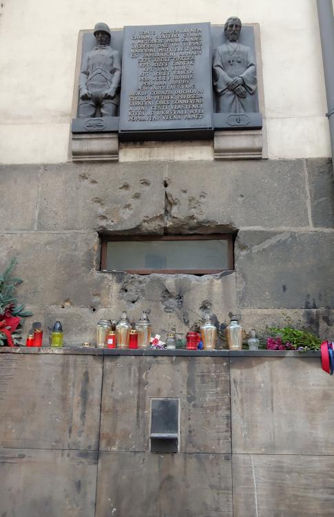 Heydrich Terror Prague