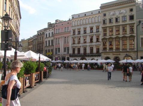 Krakow Square horizontal
