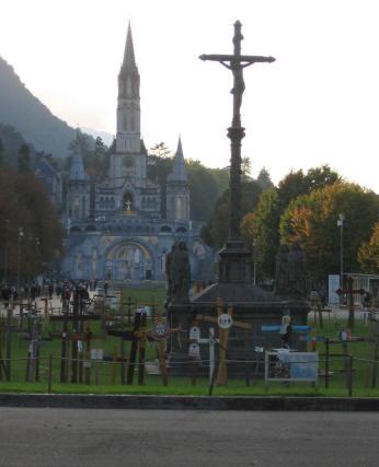 Lourdes Entrance