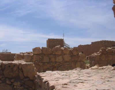 Masada Fort, Israel