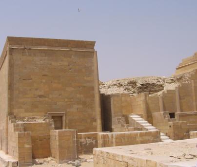 Mastaba at Saqqara