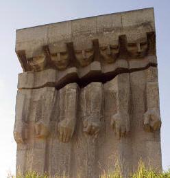 Plaszow Monument