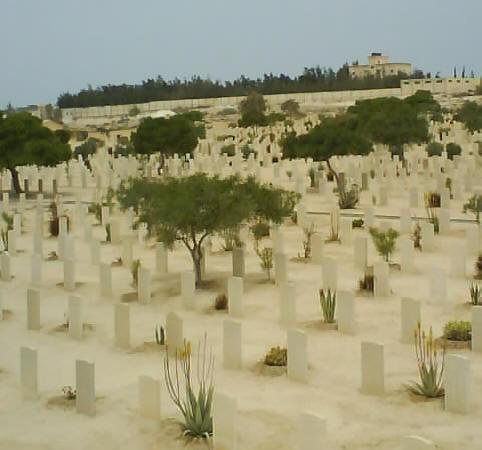 Commonwealth War Graves El Alamein