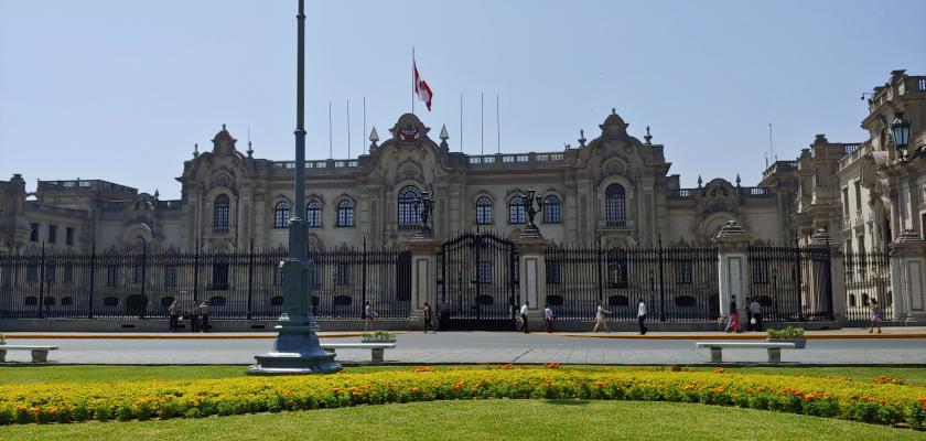 Central Square Lima