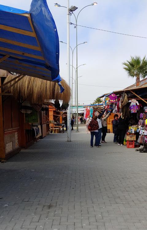 market Coquimbo