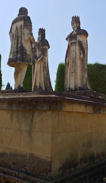 Catholic Monarchs and Columbus Cordoba