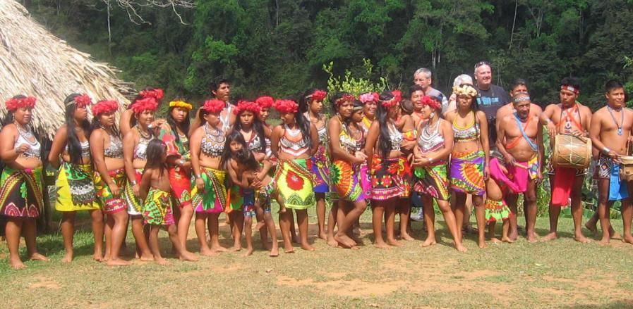 Embera tribe