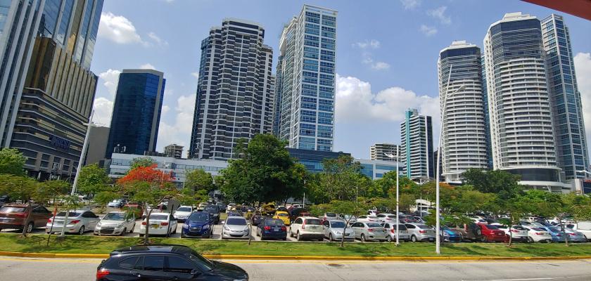 Fuerte Amador Buildings