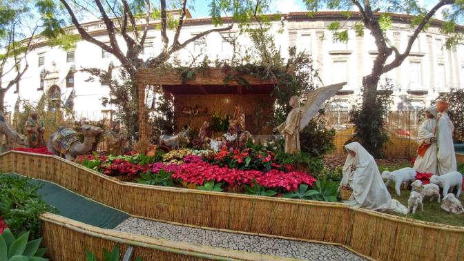 Funchal Nativity Scene