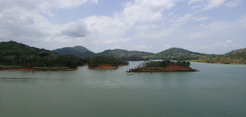 Gatun Lake Panama