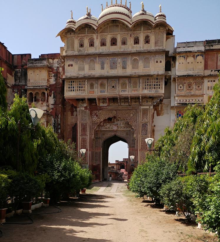 Karauli Palace