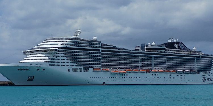 MSC Fantasia Cruise Ship Review