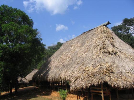 Main Hut