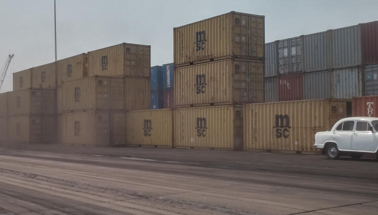 Mangalore Port