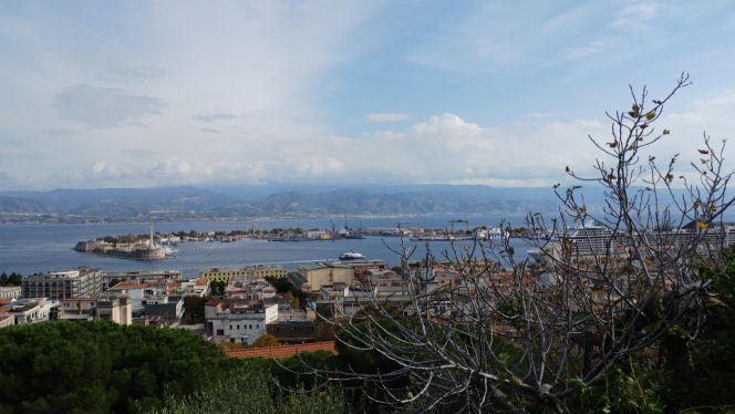 Messina view