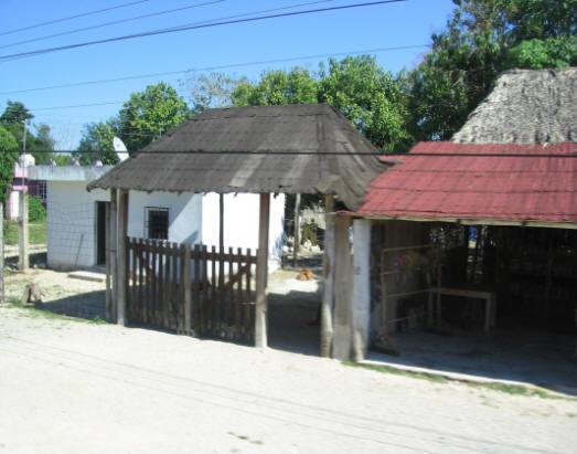 Mexican Settlement