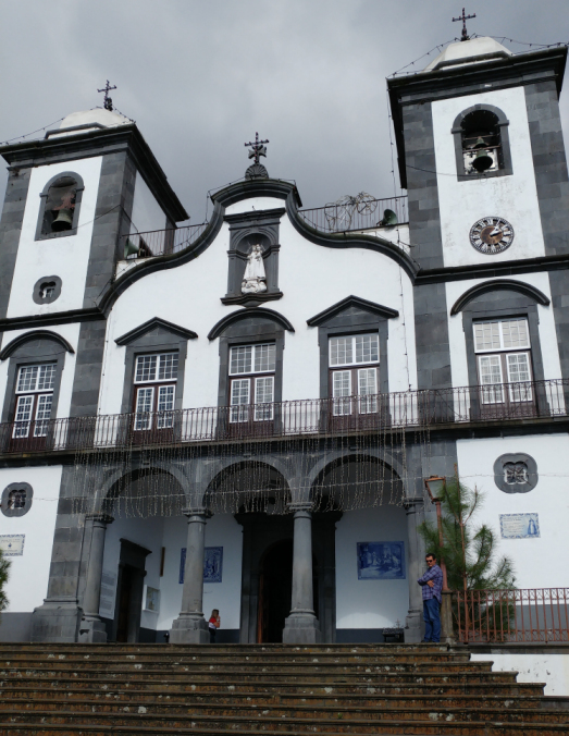 Monte Church Funchal