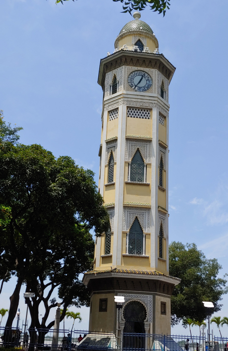 Clock Tower Guayaquil
