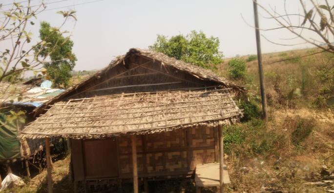 Myanmar Hut