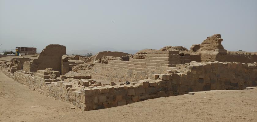 Pachacamac Ruins