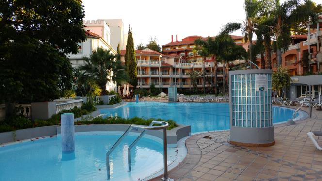 Pestana Village outdoor Pool