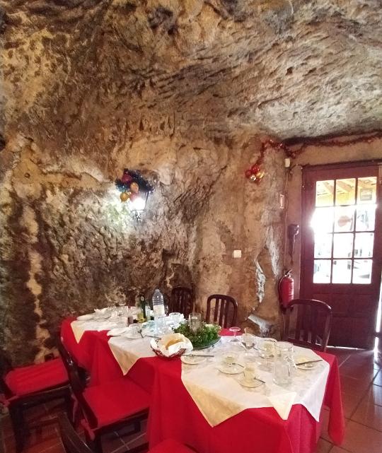 Restaurant Grutas