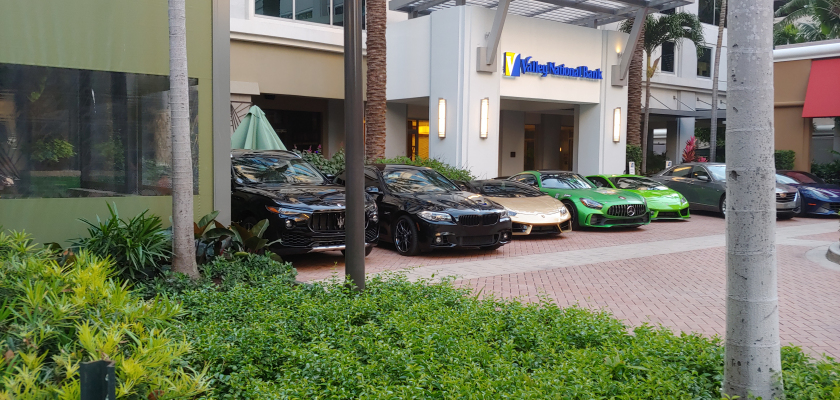 Cars in Fort Lauderdale