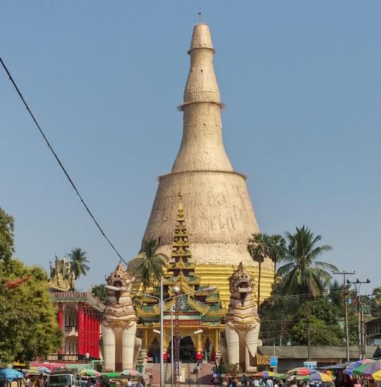 Shwe Pagoda
