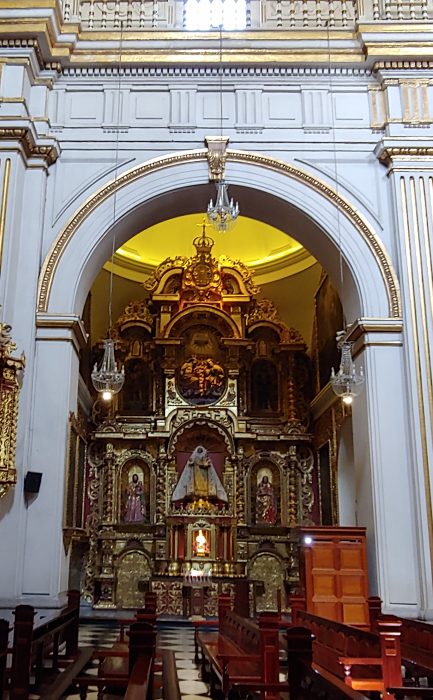 St Peters Lima