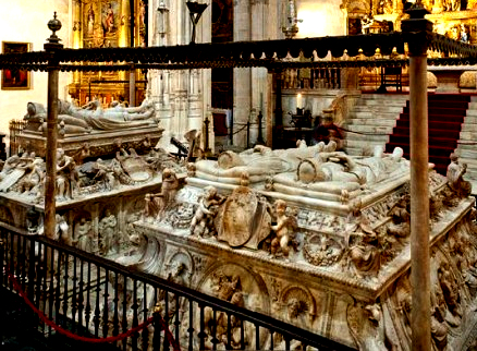 Catholic Monarchs tombs
