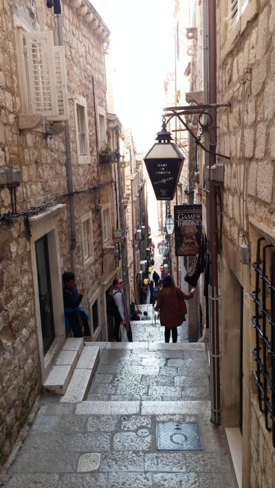 Dubrovnik Streets, Croatia