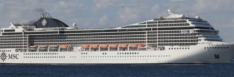 MSC Poesia Cruise Ship Review