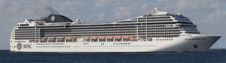 MSC Cruise Ship Review