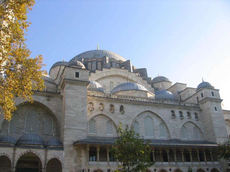 Suleiman Mosque, Istanbul