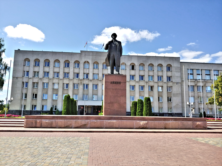 Government Buildings Grodno, Belarus