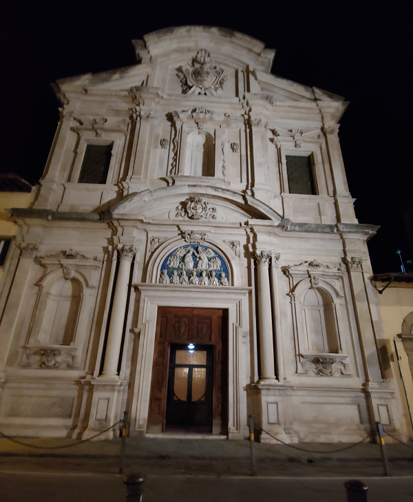 Church of St Salvadore, Florence