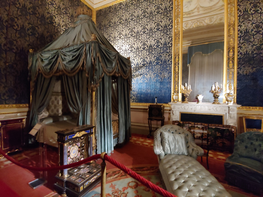 Room at the Pitti Palace